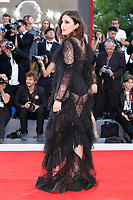VENICE, ITALY - AUGUST 30: Eleonora Carisi arrives at the 'Downsizing' premiere and Opening of the 74th Venice Film Festival at the Palazzo del Cinema on August 30, 2017 in Venice, Italy.  (Photo by John Rasimus) /MediaPunch ***FRANCE, SWEDEN, NORWAY, DENARK, FINLAND, USA, CZECH REPUBLIC, SOUTH AMERICA ONLY***