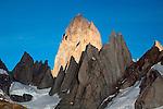 Fitzroy, Los Glaciares National Park, Argentina