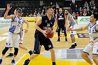 ZWOLLE - Basketbal, Landstede - Donar, Halve finale beker, seizoen 2017-2018, 18-02-2018, Donar speler Thomas Koenes