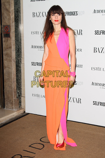 LONDON, ENGLAND - NOVEMBER 05: Lara Bohinc attends the Harper's Bazaar Women of the Year Awards 2013, Claridge's Hotel on November 05, 2013 in London, England, UK.<br /> CAP/ROS<br /> &copy;Steve Ross/Capital Pictures
