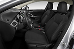 Front seat view of 2020 Opel Astra-Sport-Tourer Edition 5 Door Wagon Front Seat  car photos