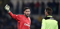 Calcio, Serie A: Lazio, Stadio Olimpico, 13 febbraio 2017.<br /> during the Italian Serie A football match between Lazio and Milan at Roma's Olympic Stadium, on February 13, 2017.<br /> UPDATE IMAGES PRESS/Isabella Bonotto