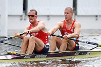 Race 4 - Goblets - Braas & Steenman vs Demey & Jonville