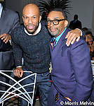 Common & Spike Lee at the BET Pre Honors Dinner - Corcoran Gallery of Art - Wash., DC