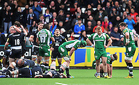 Newcastle Falcons v London Irish, Aviva Premiership Rugby,