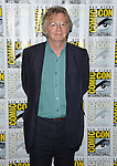 Michael Hirst arriving at the Vikings Panel at Comic-Con 2014 The Hilton Bayfront Hotel in San Diego, Ca. July 25, 2014.