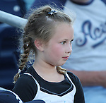A young Aces fan.  Photo by Tom Smedes.