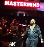 MIAMI, FL - NOVEMBER 23: Rick Ross performing in concert at the James L. Knight International Center on November 23, 2013 in Miami Beach, Florida.  (Photo by Johnny Louis/jlnphotography.com)