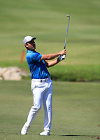 Nino Bertasio (ITA) in action on the 6th during Round 3 of the Maybank Championship at the Saujana Golf and Country Club in Kuala Lumpur on Saturday 3rd February 2018.<br /> Picture:  Thos Caffrey / www.golffile.ie<br /> <br /> All photo usage must carry mandatory copyright credit (© Golffile | Thos Caffrey)