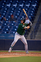 Daytona Tortugas Bruce Yari (44) at bat during a Florida State League game against the Tampa Tarpons on May 17, 2019 at George M. Steinbrenner Field in Tampa, Florida.  Daytona defeated Tampa 8-6.  (Mike Janes/Four Seam Images)