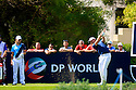 Danny Willett (ENG) during the final round of the DP World Golf Championship played at the Earth Course, Jumeira Golf Estates, Dubai 19-22 November 2015. (Picture Credit / Phil Inglis )