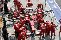 MONZA, ITALIA, 09 SETEMBRO 2012 - F1 GP DA ITALIA - O piloto brasileiro Felipe Massa da equipe Ferrari durante o Grande Prêmio da Itália de Fórmula 1, no circuito de Monza, na Itália, neste domingo (09). (PHOTO: PIXATHLON / BRAZIL PHOTO PRESS).