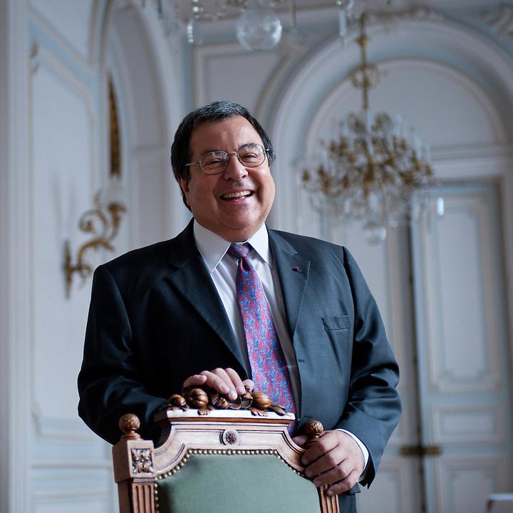 Michel SAPPIN - Préfet de Région Provence-Alpes-Côte d'Azur (PACA) - Octobre 2008  - Marseille (13) - octobre 2010