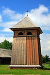 Dzwonnica ze wsi Kazimierza Wielka, Muzeum Wsi Kieleckiej – Park Etnograficzny w Tokarni