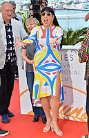 Rossy De Palma at the photocall for &quot;The Man Who Killed Don Quixote&quot; at the 71st Festival de Cannes, Cannes, France 19 May 2018<br /> Picture: Paul Smith/Featureflash/SilverHub 0208 004 5359 sales@silverhubmedia.com