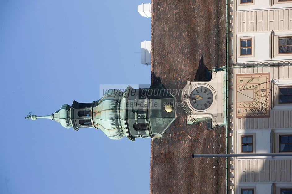 urope/Autriche/Niederösterreich/Vienne: Palais de La Hofburg - Centre Historique, Patrimoine mondial UNESCO