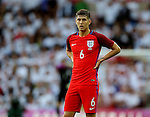 John Stones of England during the International Friendly match at the Stadium of Light, Sunderland. Photo credit should read: Simon Bellis/Sportimage