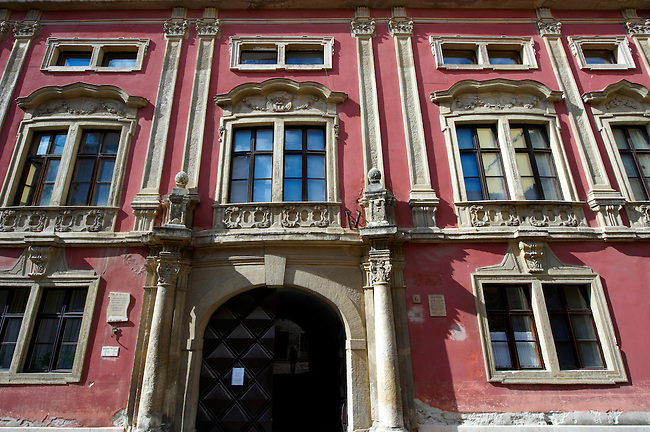Baroque Palace- Sopron, Hungary