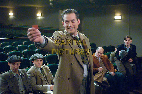 JAMES TUPPER.in Me and Orson Welles.*Filmstill - Editorial Use Only*.CAP/AWF.Supplied by Capital Pictures.