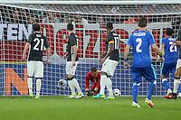 29.05.2016: Deutschland vs. Slowakei