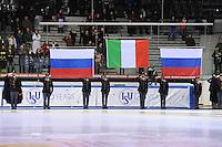 SHORT TRACK: TORINO: 15-01-2017, Palavela, ISU European Short Track Speed Skating Championships, Podium Overall Ladies, ©photo Martin de Jong