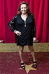 © Licensed to London News Pictures . 16/05/2015 .  The Palace Hotel , Manchester , UK . MELANIE HILL . The red carpet at the 2015 British Soap Awards , The Palace Hotel , Oxford Road , Manchester . Photo credit : Joel Goodman/LNP