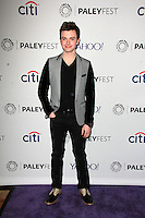 """Chris Colfer<br /> at """"Glee"""" At PaleyFEST 2015, Dolby Theater, Hollywood, CA 03-13-15<br /> Dave Edwards/DailyCeleb.com 818-249-4998"""