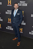 03 January 2019 - Los Angeles, California - David O'Leary. &quot;Project Blue Book&quot; History Scripted Series Los Angeles Premiere held at Simon House.          <br /> CAP/ADM<br /> &copy;ADM/Capital Pictures
