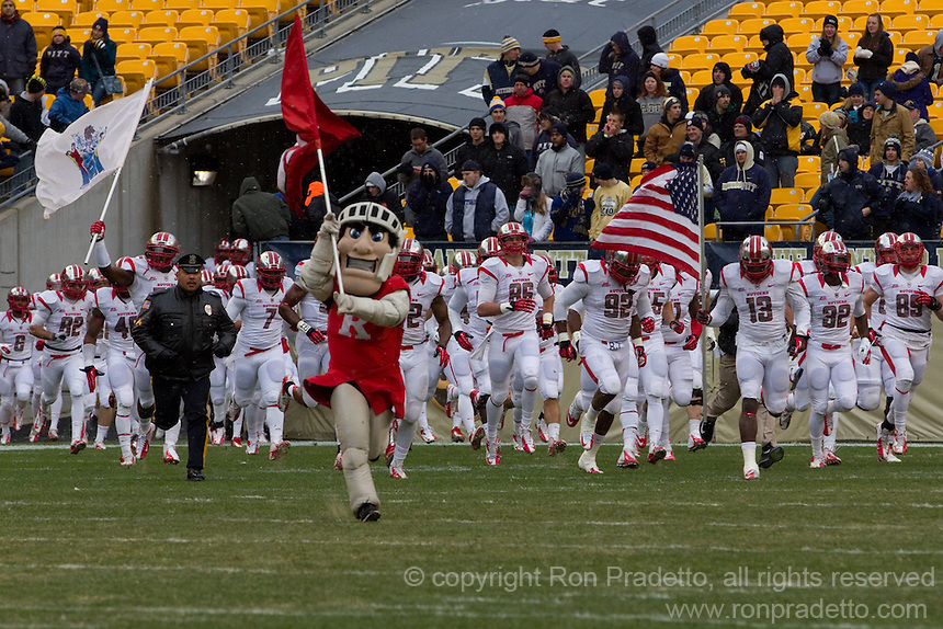 Rutgers takes the field against Pitt. The Pitt Panthers defeat the Rutgers Scarlet Knights 27-6 on Saturday, November 24, 2012 at Heinz Field , Pittsburgh, PA.