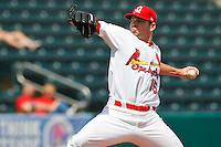 Nick Additon (15) April 20th, 2010; Midland Texas Rockhounds vs The Springfield Cardinals at Hammons Field in Springfield Missouri.  The Cardinals won in the 9th inning breaking a 1-1 tie.