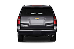 Straight rear view of a 2015 Chevrolet Suburban 2WD 1500 LT 5 Door SUV