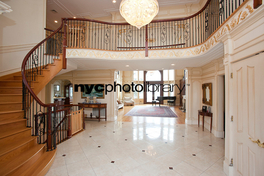 Entry Foyer at 6 Tompkins Court