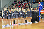 Silver Ferns v Jamaica, 11 September