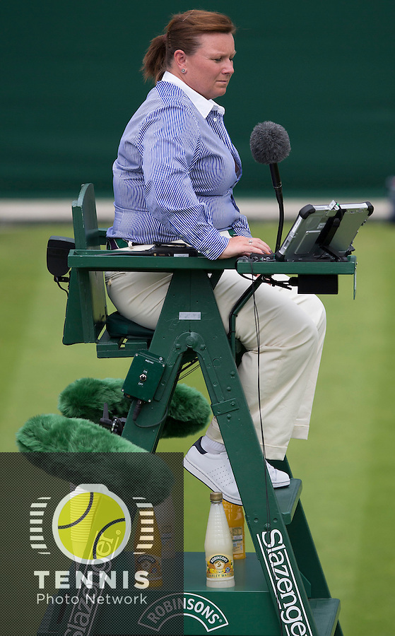 AMBIENCE<br /> <br /> The Championships Wimbledon 2014 - The All England Lawn Tennis Club -  London - UK -  ATP - ITF - WTA-2014  - Grand Slam - Great Britain -  23rd June 2014. <br /> <br /> © Tennis Photo Network
