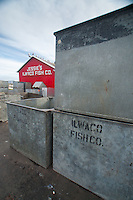 Jessie's Ilwaco Fish Co., Ilwaco, Washington, US