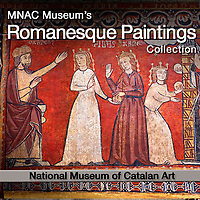 Romanesque Catalan Fresco Paintings - National Museum of Catalan Art (MNAC) - Picture & Images