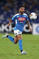 Lorenzo Insigne of Napoli in action<br /> Napoli 25-9-2019 Stadio San Paolo <br /> Football Serie A 2019/2020 <br /> SSC Napoli - Cagliari SC<br /> Photo Cesare Purini / Insidefoto