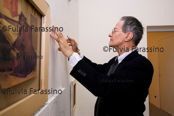 Giulio Paolini, Galleria Minini Brescia