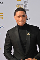 LOS ANGELES, CA. March 30, 2019: Trevor Noah at the 50th NAACP Image Awards.<br /> Picture: Paul Smith/Featureflash