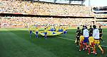 FUDBAL, PRETORIJA, 13. Jun. 2010. - Utakmica 1. kola grupe D Svetskog prvenstva u fudbalu izmedju Srbije i Gane. Foto: Nenad Negovanovic