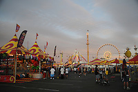 Phoenix, Arizona - Each year, the Arizona State Fair in Phoenix, Arizona attracts thousands of visitors. The annual event takes place at the Veterans Memorial Coliseum grounds. Photo by Eduardo Barraza © 2009