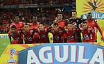 Independiente Medellín venció como como local 1-0 a Once Caldas. Fecha 4 Liga Águila I-2017.