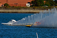 "Jim Aid, A-33 ""In Cahoots Again"", A-581 ""Twister""       (2.5 MOD class hydroplane(s)"
