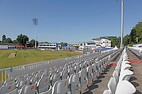 during Essex CCC vs Kent CCC, Bob Willis Trophy Cricket at The Cloudfm County Ground on 3rd August 2020