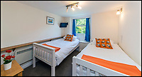 BNPS.co.uk (01202 558833)<br /> Pic: Sawmills/BNPS<br /> <br /> Spartan accomodation...<br /> <br /> Slide away for a break in the Cornish countryside that will live forever in the memory...<br /> <br /> Fancy a peaceful getaway in this idyllic setting, where suprisingly one of rock'n'roll's greatest albums was born...<br /> <br /> This 1000 year old paradise of calmness and tranquility in the heart of Cornwall is the unlikely spot where Oasis recorded their breakthrough Definitely Maybe allbum in 1994.<br /> <br /> The former mill still contains the recording studio where the Britpop pioneers worked their magic, and The Verve, Supergrass and the Stone Roses also recorded at the remote spot on the River Fowey. <br /> <br /> Nowadays you can book Sawmills for a quiet weekend for &pound;1111 - but you'll need to take a boat to get there, as there is no access by road  to the mill, a fact well known to record company executives keen to concentrate the creative minds of their often temperamental artists.