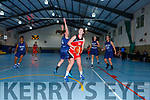 Lorraine Scanlon Team Tom McCarthy's goes past Maeve Deery Belfast Phoenix on Saturday night in Castleisland