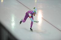 SCHAATSEN: GRONINGEN: Sportcentrum Kardinge, 18-01-2015, KPN NK Sprint, Ronald Mulder, ©foto Martin de Jong
