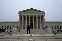 Supreme Court Second Amendment Protest