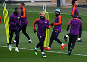 2019 UEFA Champions League Man City Press Conference and Training Session Apr 16th