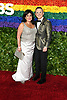 Charlotte St Martin and Thomas Schumacher attend the 2019 Tony Awards on June 9, 2019 at Radio City Music Hall in New York, New York, USA.<br />